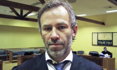 Advokat: Andreas Nyhaug