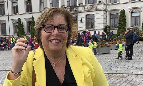 Varaordfører: Blir Anne Karin Alseth Hansen Porsgrunns neste varaordfører.