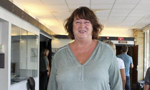 NY PLAN: Gitte Helland er leder for bevillingsmyndigheten.