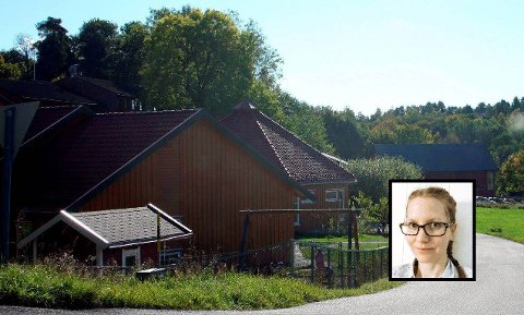 Eplehagen barnehage, som er eid av stiftelsen Grenland folkehøgskole, er tatt ut i streik. Tillitsvalgt Jannicke Skorstad sier de støtter streiken, men at den kommer på et veldig uheldig tidspunkt.