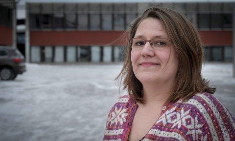 Tar utfordringer: Liss-Hege Bjørnø svarte ja med en gang hun ble spurt om å stille som leder for Utdanningsforbundet i Rana. Hun liker utfordringer.