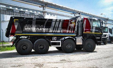 Rana Tingrett har åpnet en konkurs i selskapet EG Lastebilimport AS fra Korgen etter en begjæring fra Skatt Nord. Selskapet hadde agenturet for import av lastebiler av merket Tatra fra Tsjekkia. En av selskapets største kunder var Johansen Maskin AS