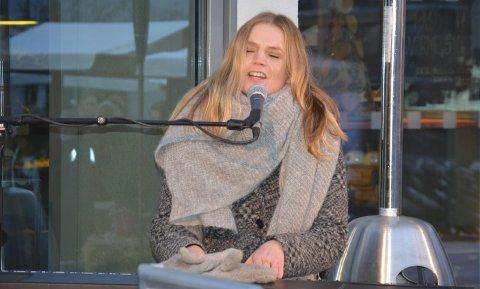 Artist: Ingrid Olava kommer tilbake til Ringsaker og holder konsert på Alf Prøysens bursdag, 23. juli.