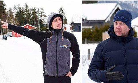 VANT FRAM: Marian Ercus vant fram i første runde, men i august kommer Ole Petter Hungerholdts utbyggingssak opp igjen.