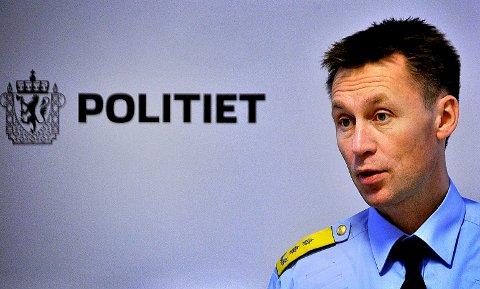 Politimester Steven Hasseldal understreker at samarbeidet mellom Øst politidistrikt og Mattilsynet om å bekjempe kriminalitet mot dyr ikke er det samme som at det nå er opprettet et eget dyrepoliti.