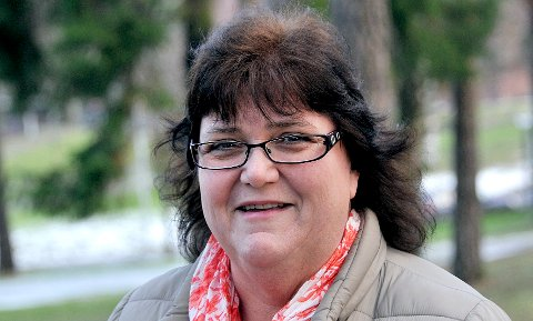 SA JA: Kristine Gustavsen mente at kommunen skulle ta imot flere flyktninger i år, men ble nedstemt i utvalget.