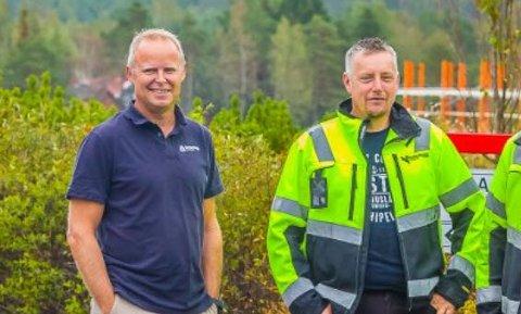 Leif Rangøy og Christer Lunde eier majoriteten av Mestermur Sarpsborg AS gjennom holdingselskapet Gulo.