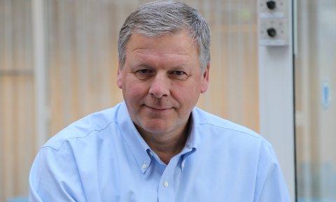 NY  MUSEUMSDIREKTØR: Jan Heggheim blir etterfølgjaren til Kjartan Aa Berge.