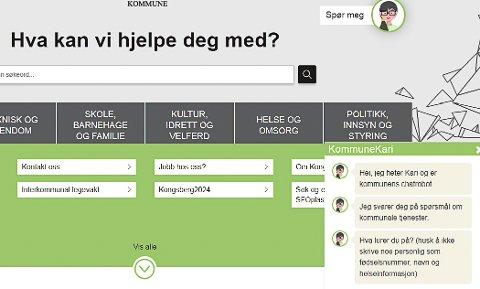 FØRST UTE: Kongsberg kommune var først ute. Testperioden har gjort at løsningen skal bli permanent.