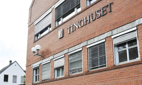 EN DAG: Det er satt av en dag til rettssaken, som er berammet til 6. juni i Nedre Telemark tingrett.
