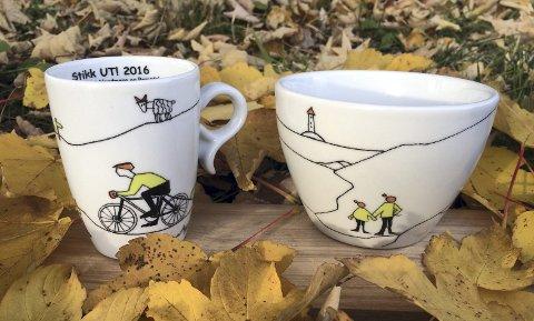 Årets Stikk Ut-krus er laget av Signe Louise Aasen.