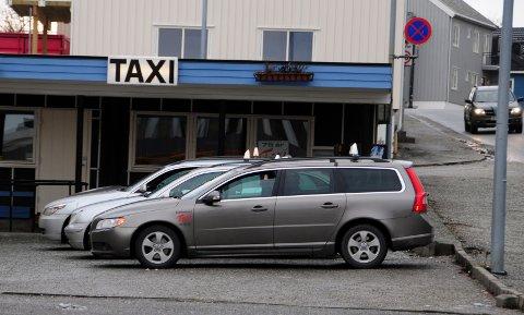 Ny undersøkelse viser at annenhver drosjesjåfør har vært utsatt for vold eller trusler. Illustrasjonsfoto