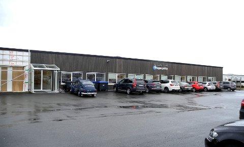 Legeregnskap holder til i Rørgata 8 på Løkkemyra.