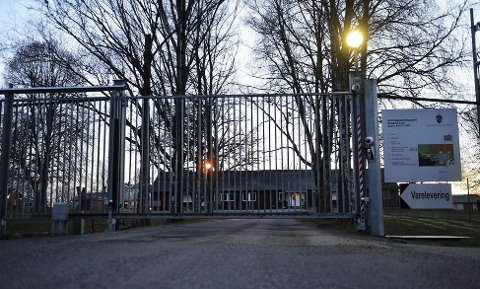 KARANTENE: En avdeling ved Berg fengsel er satt i ventekarantene etter smitteutbrudd.