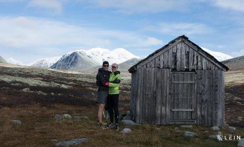 TUR. Treningstur på Rondane (Fotograf: Lone Andrine Lein)