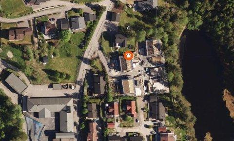 EIERSKIFTE:Sørliveien 50 A rett nordøst for Sørli skole har nylig skiftet eier.
