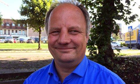 SELVTILLIT: - Selvtilliten og selvbildet mitt har økt enormt etter at jeg kom i normalt arbeid, forteller Viggo Nordby Holtan