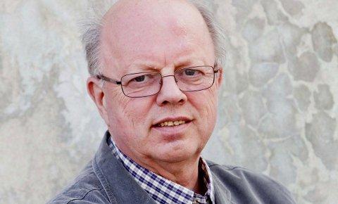 Givende arbeid: Jeg er glad i kirken og vil gjerne være med å forme kirken i en ny tid med frigjøring fra staten, sier Jan Olav Olsen (65) fra Sundebru. Foto: Agder og Telemark bispedømme.