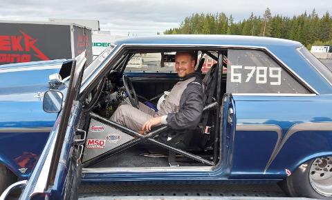 VANT: Stein Jarle Tønnesen vant finalen.