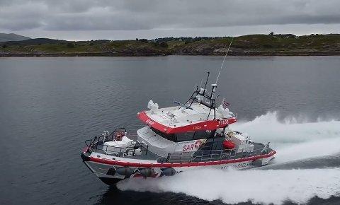 BIDRAR: Kvinesdal kommune bidrar med midler for å få denne båten til Farsund og Lister-regionen.