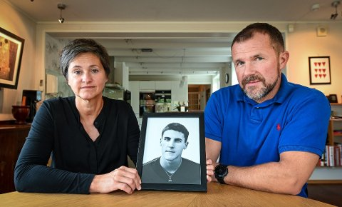 – Vi forteller historien om Torgeir med håp om å dra i gang en debatt om lovfestet rett til aktiv dødshjelp. Det er Torgeirs siste vilje, sier Sonja Djønne og Thoralf Lian.