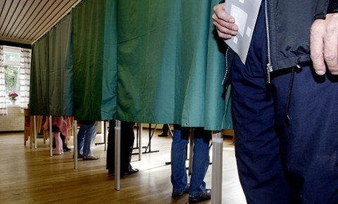 Allerede nå kan du avgi stemme ved kommunevalget, men du må avtale tid med kommunen din.