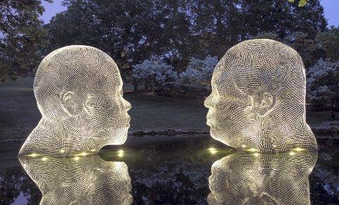Nashville:  Den spanske kunstneren Jaume Plensa har blant annet stilt ut sine arbeider i Cheekwood Botanical Garden and Museum of Art i Nashville. Nå skal kunstneren lage et monument til Fredrikstad på Sparebankstiftelsen DNBs regning.  Bilder hentet fra Plensas hjemmeside