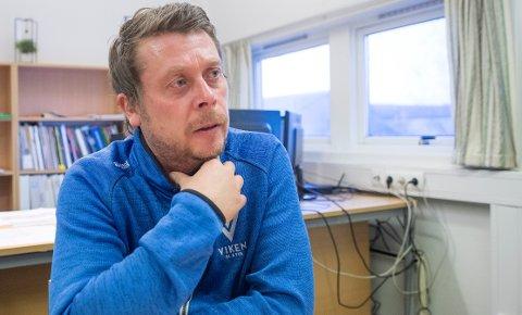 Vil ikke gi seg: En tøff konkurs stopper ikke Thomas Charles Johansen. Han har startet nytt firma, og jager oppdrag til sine 16 ansatte.