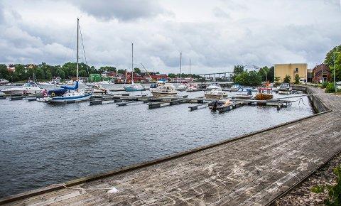 Kiærs Bruk Marina på Lahelle er til salgs igjen. Pris: 22 millioner kroner.