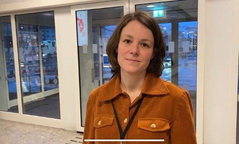 Fungerende smittevernlege Heidi Holtet.