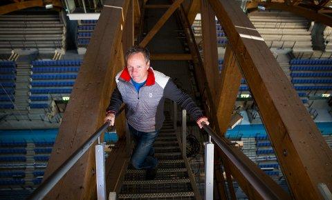 Roar Olsen i Lillehammer Olympiapark sier til GD mandag at han tror publikumsrekorden fra 1999 vil ryke i høst.