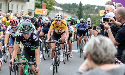 STATSSTØTTE: Ladies Tour of Norway ligger igjen inne på statsbudsjettet for  2018.