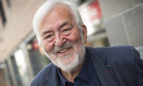 PENSJONIST: Øystein Waag er sivilarkitekt med imponerende CV. Nå er han pensjonist og har flyttet til Hamar.