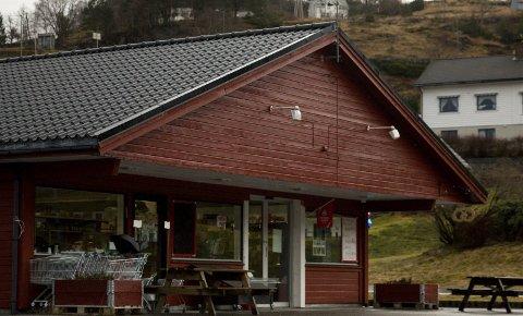 Herand Landhandleri opna dørene våren 2018. Sidan tidlegare i haust har dørene vore døgnopne. Arkivfoto: Sondre Lingås Haukedal