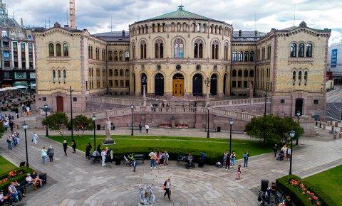 Stortinget. Foto: Tore Meek / NTB scanpix