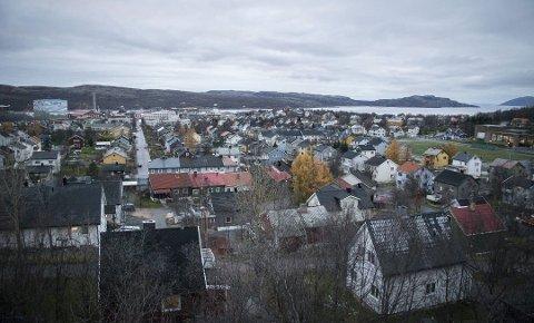 BYGGES UT: Det er planlagt å bygge ut for over 400 millioner kroner i løpet av de neste to årene i Sør-Varanger.
