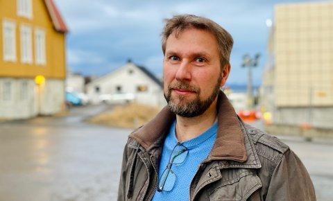 RÅD: Erfaringene fra kommuneoverlege Jonas Holte og smittesporerne viser tydelig hvor de fleste har blitt syke.