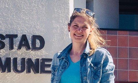 Miljørådgiver Tyra Meininger Saudland har tatt kontakt med Miljødirektoratet for å komme til bunns i de store økningene av klimagassutslipp i Harstad.