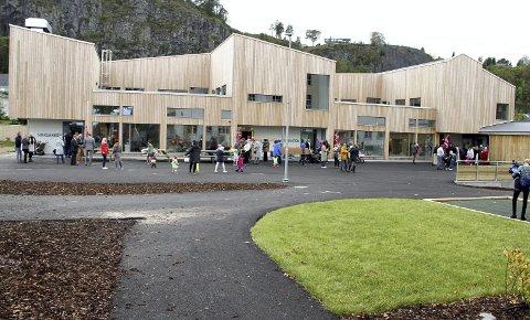 Gausetangen barnehage: Alle barnehagene holder stengt tirsdag for å forberede seg på rødt nivå frem til 17. mai.