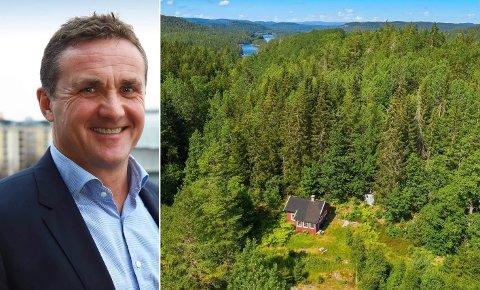 VIL KJØPE: Peter Tang Thomsen kjøpte Kurdøla AS i fjor og sikret seg dermed Kurdøl Vestre. Nå vil han også ha kloa i Kurdøl Østre.