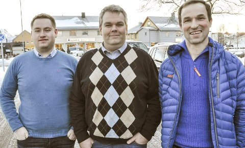 Kjøreskolelærerne Eskil Eltoft, Øyvind Trondsen og Espen Wiik etablerer Trafikkskolen Leknes AS.