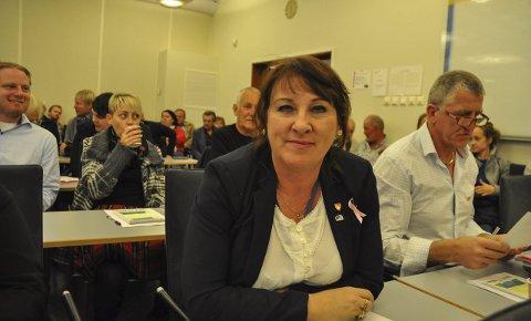 Ryddesjef: Høyres leder Hilde Merete Feragen ønsker å påta seg ryddejobben i partiet.