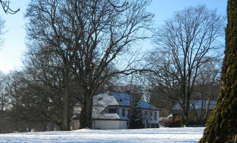 Stort område: Arkeologene skal undersøke et område fra Carlberg til Såstad i Rygge. Foto: Helge Warberg-Knoll