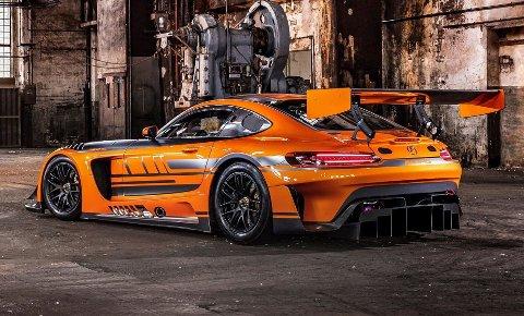 Dette er bilen nye GT R Black Series vil hente inspirasjon fra.