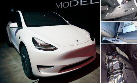 Utleveringene av Tesla Model Y har startet i USA. Nå melder flere kunder om kvalitetsproblemer. Løse seter, store glipper og dårlig lakkering er blant funnene.