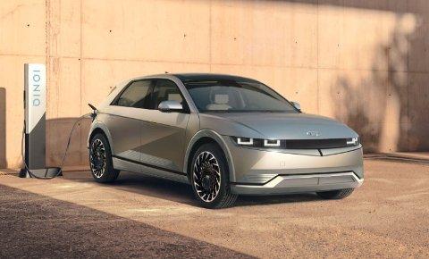 Slik ser Hyundai sin neste elbil ut: Ioniq 5. Den blir høyaktuell for det norske markedet – og en viktig bil for Hyundai globalt, også.