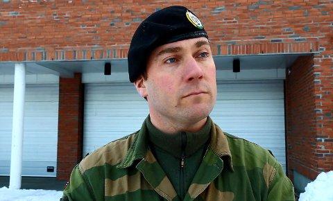 Oberstløytnant Aleksander Jankov mener at overgangen til ett hovedvåpen for de fleste i Hæren ikke vil gå ut over beredskapen.
