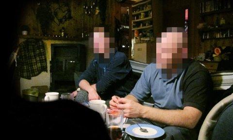 HENLAGT: Kvinnen og mannen var siktet for å ha drept Per Vålnes (50), men saken ble henlagt for tre år siden. Nå søker de oppreisning fra staten.