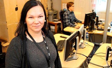 Merete Jørstad  BYTTER BEITE: Merete Jørstad har de siste fem årene vært redaksjonssjef i NRK i Alta, men går nå over til noe helt nytt da hun blir daglig leder  for Kvænangen Næringsfabrikk. Foto: Erik Lieungh, NRK ALNK: nærings-utvikling * 1220180420030045003 PLNK: NLY11AVI18042018000 * 1220180420030000001 IPTC:  By-line = NRK   Date Created = 2018-04-19 LNNR: 1220180420030046000 Nordlys 20180420 horizontal DPI_72x72 MereteJorstad_5172717a NLY_Kultur Edda Media × 20180420 × NLY_Kultur × 18 × Version2 ×  ×  × 2015-1sr3_4080 × Nordlys_arkiv_678797291