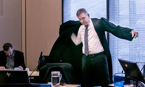AKTOR: Statsadvokat Torstein Lindquister var aktor i voldtektssaken mot 19-åringen fra Midt-Troms.